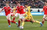 Россия — Бельгия — 1:4. Решающий матч футбольной сборной за первое место в группе не порадовал болельщиков