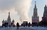 В Москву идет зима без снега