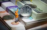 Волатильность рубля снизилась до минимума с начала 2014 года