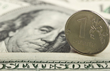 Российский рынок акций и индекс Мосбиржи подрастают, а рублю предрекают небольшое снижение
