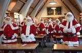 Школа Санта-Клаусов в Саутваркском соборе в Лондоне.
