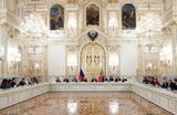 СПЧ подготовил поправки в закон о митингах к встрече Владимира Путина с правозащитниками