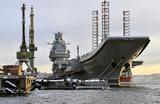 На крейсере «Адмирал Кузнецов» произошел пожар, есть пострадавшие