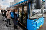 «Умные» автобусы появятся в столице в следующем году
