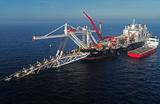 В Кремле прокомментировали отвод судов, строивших в Балтийском море «Северный поток — 2»