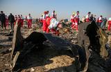 Украинский Boeing разбился под Тегераном в ночь иранской ракетной атаки на военные базы США