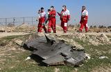 Украина назвала четыре из семи версий авиакатастрофы под Тегераном