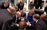 В Кремле оценили итоги берлинской встречи по Ливии