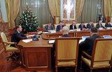 В Кремле оценили наличие связи между посланием Путина и отставкой правительства