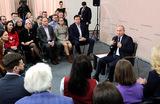 Путин: меры поддержки семей с детьми «потянут» на 0,5% ВВП России
