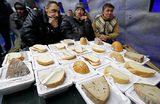 В центре Петербурга открылось заведение в помощь малоимущим