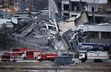 Во время сноса спортивно-концертного комплекса в Петербурге погиб 29-летний строитель