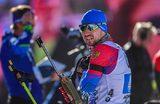 Биатлонист Александр Логинов не стал выступать в масс-старте на чемпионате мира