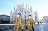 Коронавирус проникает в Европу: север Италии на карантине