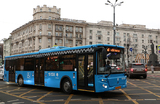 Московский наземный транспорт временно оставят без Wi-Fi