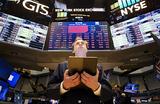 Биржи в США открылись резким падением