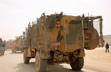 Военные России и Турции приступили к первому совместному патрулированию в Идлибе