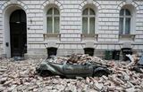 В Хорватии произошло мощное землетрясение — магнитудой 5,3. Эпицентр бедствия находился недалеко от Загреба.
