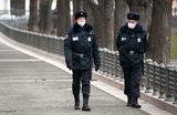 Жители Москвы рассказали о случаях контроля за самоизоляцией на улицах города