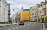 Воздух в Москве стал чище благодаря режиму самоизоляции