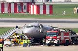 Дело пилота сгоревшего в «Шереметьево» SSJ 100 попросили вернуть на доследование
