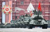 В какой форме пройдет парад Победы на Красной площади?