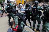 Китаю грозят американские санкции из-за ситуации с Гонконгом