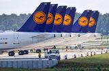 Focus: авиаперевозчик Lufthansa не исключает банкротства