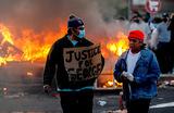Бунты, пожары и хакерские атаки: что вывело американцев на улицы?