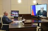 Мишустин представил Путину план восстановления экономики. На его реализацию потребуется два года и 5 трлн рублей
