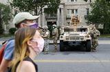 Министр обороны США против применения вооруженных сил для борьбы с беспорядками