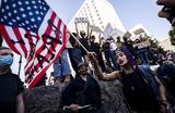 Уличные протесты в США как фактор большой политики