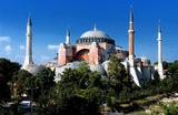 Эрдоган поручил изучить возможность сделать собор Святой Софии мечетью