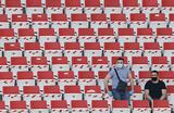 Дерби всея Руси, или Праздник футбола в непраздничной атмосфере