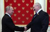 «Вынужденная демонстрация взаимной солидарности». Чего ждать от переговоров Путина и Лукашенко?