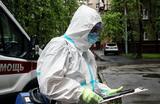 Прирост заразившихся COVID-19 в РФ не превышает 7 тысяч больше недели