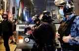 После акции протеста на Пушкинской площади в Москве прошли задержания