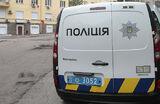 В украинском Луцке захватили автобус с заложниками