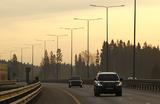 Разрешенную скорость движения на платных магистралях могут повысить до 150 километров в час