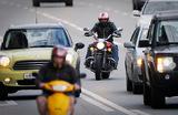 Депутат Госдумы предложила штрафовать мотоциклистов за езду между рядами