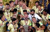 «Зенит» обыграл «Химки» в финале Кубка России