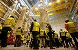 Во Франции началась сборка международного экспериментального термоядерного реактора