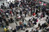 Пассажиры перед вылетом рейса авиакомпании Turkish Airlines в аэропорту «Внуково». С 1 августа Россия частично возобновила международное пассажирское авиасообщение, закрытое в марте на фоне пандемии COVID-19.