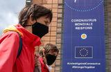В Европе ужесточается масочный режим