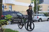 Запуск велопатруля ЦОДД для помощи велосипедистам, пешеходам и автомобилистам на улицах Москвы.