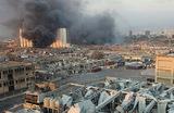 Reuters: при взрыве в Бейруте погибли не менее десяти человек