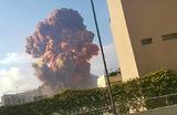 Взрыв в Бейруте: «Было ощущение, что это землетрясение, здание начало качаться»