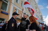 Белоруссию охватили столкновения: хроника
