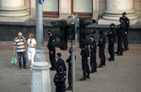«Центр города как будто вымер». Какая обстановка была в Минске во время голосования?