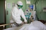 В Москве максимум новых случаев COVID-19 за две недели